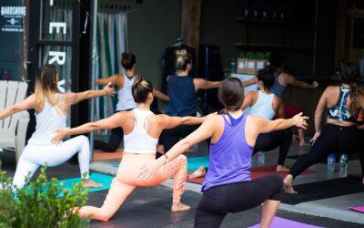 Yoga Studio Site